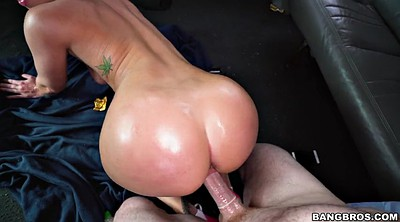 Big ass, In bus, In the bus, Jada steven