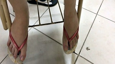 Feet, Brazilian, College, Italian, College girl