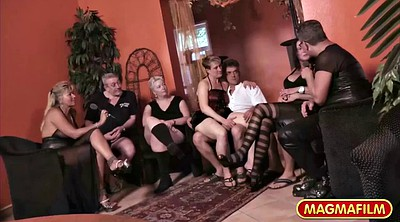German mature, Mature swingers