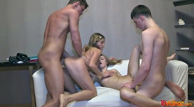 Blindfold, Group, Amateur foursome