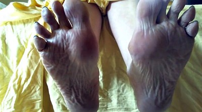 Foot, Sole, Mature foot, Mature feet, Foot sole