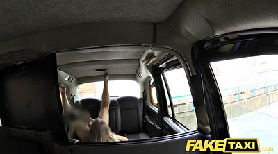 Fake taxi, Ass lick, Cab, Slim blonde