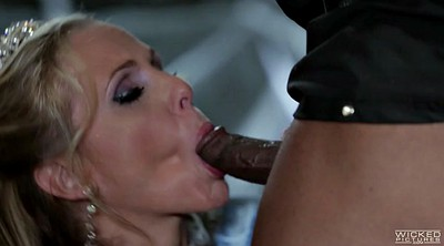 Julia ann, Ebony, Princess, Blonde black, Big black, Ebony interracial