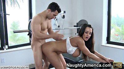Lisa ann, Ann, Physical