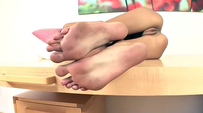 Live, Solo feet, Janice griffith