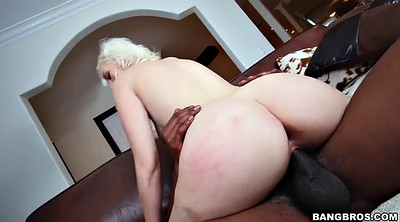 Riding, Huge cock, Pale