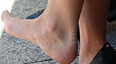 Voyeur, Upskirt, Shoe, High shoes, Foot sole