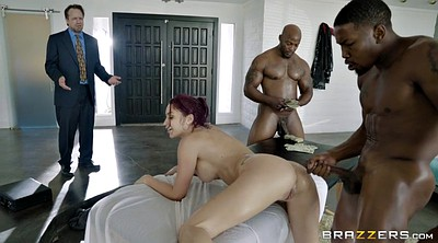 Monique alexander, Busted