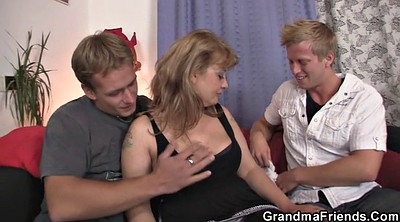 Mature granny, Picked up, Hot mommy