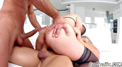 Swallow, Time, First swallow, First time anal
