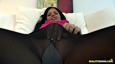 Hand, Solo stockings, Solo pantyhose, Stockings solo