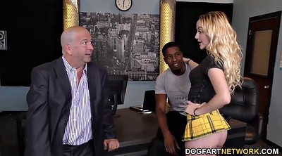 Dad, Rose, In front of, Bbc creampie