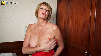 British, Hot mature
