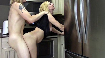 Kitchen, My mom, Mom milf, Mom creampie, Kitchen mom, Creampie mom