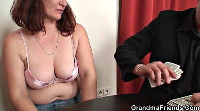 Old wife, Wife double, Mature double, Bbw granny