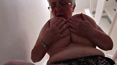 British, Julie, Mature granny