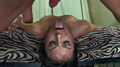 Gagging, Deepthroat amateur