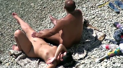 Outdoor naked, Naked public, Beach sex