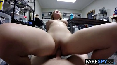 Boss, Office boss, Natural boobs