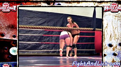 Wrestling, Cat fight, Lesbian fight