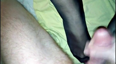 Nylon footjob, High heels, Nylons, Nylon feet, Nylon fuck