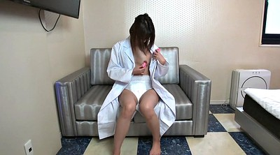 Japanese doctor, Diaper, Train sex