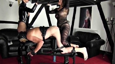 Femdom, Double, Strap on
