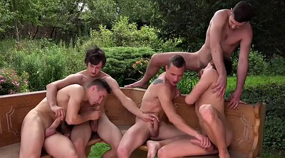 Outdoor fuck, Forest
