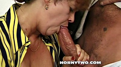 Matures, Too, Hairy licking