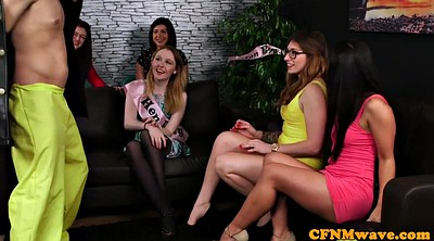 Cfnm, Babes, Students, Jerking
