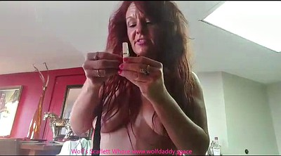 Pegging, Pussy squirt