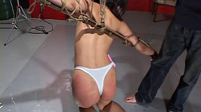 Rope, Nude, Spank o spank, Asian spank, Roped, Asian spanking