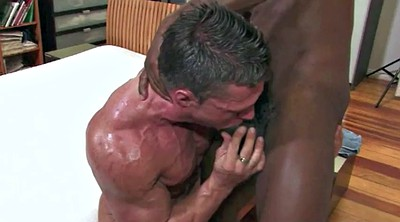 Blacked, Bodybuilder, Gay muscle, Gay ebony