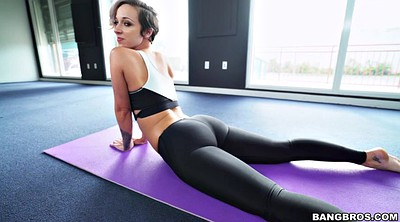 Exercise, Jada stevens, Solo big ass, Jada s