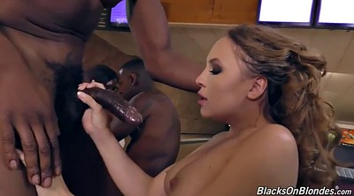 Foursome, Interracial, Silk