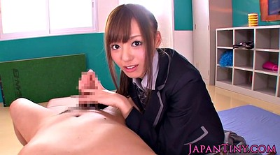 Beautiful japanese, Japanese handjob