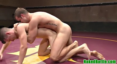 Wrestling, Asslick, Fighting, Asslicking
