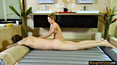 Nuru massage, Masseuse