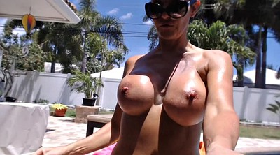 Solo mature, Mature webcam, Webcam mature, Poolside