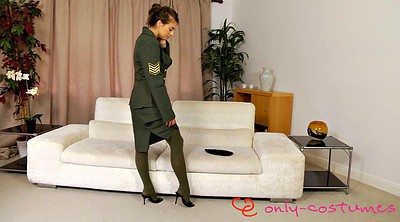 Uniform, Solo teen, Presentation, Sarah, Military, Uniform solo
