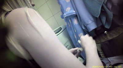 Upskirt, Spy, Bathroom, Upskirts, Bathroom voyeur
