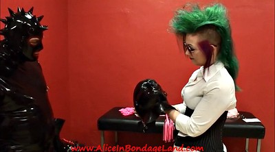Sex, Rubber, Latex bondage, Behind