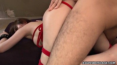 Tied up, Bondage squirt, Asian squirt, Pee pee, Bdsm squirt, Asian tied up