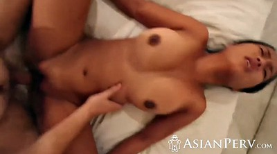 Asian, Huge tit, Big breast, Asian pussy