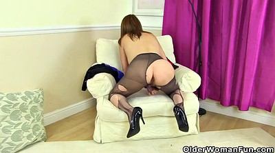 Pantyhose, Pantyhose fuck, English, Mature pantyhose, Pantyhose mature, Granny nylon