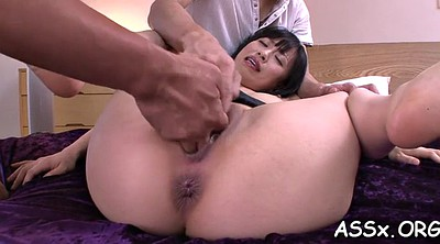 Japanese anal, Anal asian