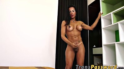 Transsexual, Shemale big tits