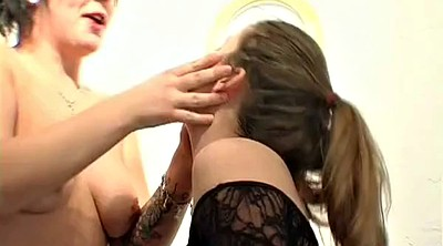 Femdom, Pissing, Spit, Spitting, Piss lesbians, Extreme