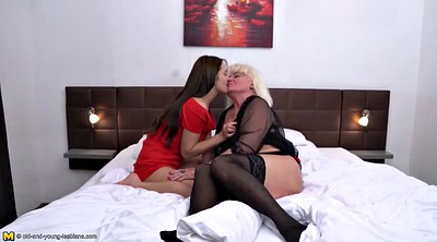 Old and young lesbian, Mature lesbian, Old and young lesbians, Granny fuck