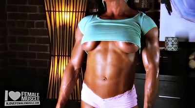 Muscle female, Lopez